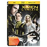 X-Men - L'Inizio (Dvd+Blu-Ray+Digital Copy)di James McAvoy