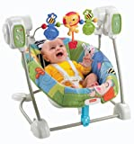 Fisher-Price Space Saver Swing and Seat, DiscoverN Grow