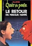 echange, troc Stine - Retour du masque hante nø23 nlle édition