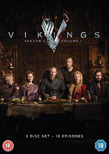 Vikings: Season 4 - Volume 1 [Edizione: Regno Unito]