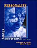 Personality: Theory and Research (0471353396) by Lawrence A. Pervin