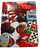 Disney/Pixar Cars Boys 8 100% Combed Cotton Briefs (4T)