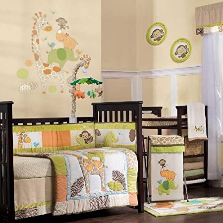 Carters wild life archives baby bedding and accessories for Wild bedding