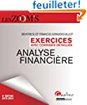 Analyse financi�re. Exercices avec co...