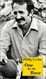 One for the Rose (Carnegie Mellon Classic Contemporary Series: Poetry) (0887483070) by Levine, Philip