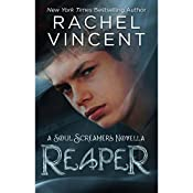 Reaper: A Soul Screamers Novella | Rachel Vincent