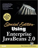 img - for Special Edition Using Enterprise JavaBeans 2.0 book / textbook / text book