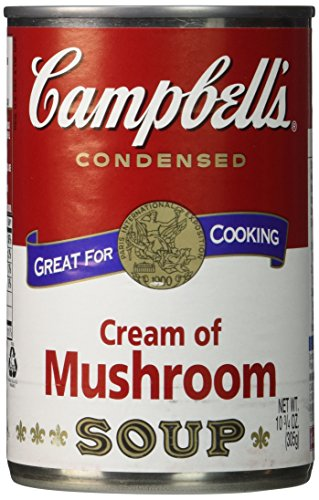 Campbell's Cream of Mushroom - 10/10.75 oz. cans (Campbell Cream Of Mushroom compare prices)