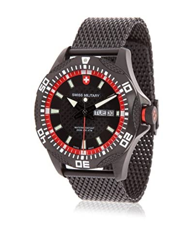 Swiss Military Reloj con movimiento cuarzo suizo Man Silverstone 42 mm