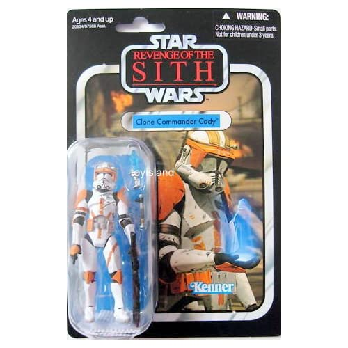 Star Wars 2010 The Empire Strikes Back Clone Commander Cody The Vintage Collection bestellen