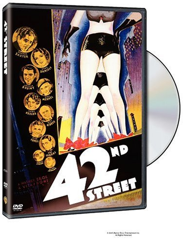 Cover art for  42nd Street (Keep Case Packaging)