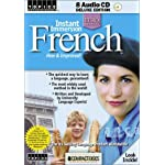 """Instant Immersion French: """"New & Improved!"""" (Topics Entertainment-Languages (CD))"""