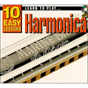 Best Harmonica Books