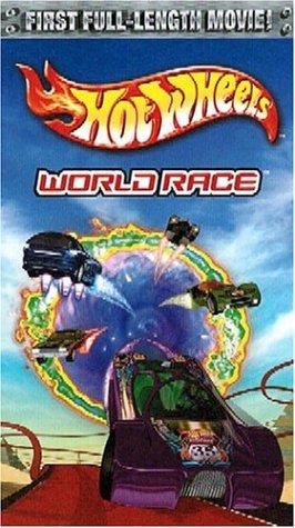 Hot Wheels - World Race [VHS]