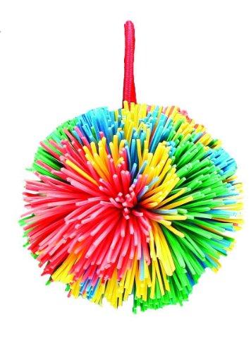 "sportime Rub R String Ball, Multiple Color, 2-1/2"" Dia. - 1"