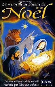 La Merveilleuse histoire de Noël [VHS]