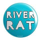 Geek Details River Rat Pocket Mirror