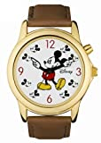 Disney Midsize MU2550-MT Musical Mickey Mouse March Motion Hands Watch