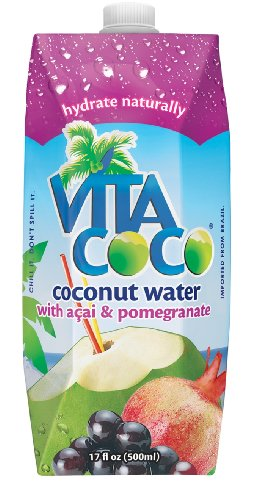 Vita Coco Coconut Water  Acai & Pomegranate