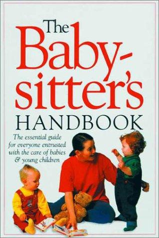 Babysitter's Handbook, DK Publishing, Caroline Greene