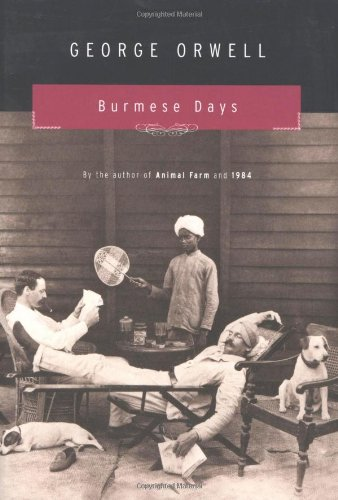 Image of Burmese Days