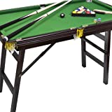 Bello Games New York, Deluxe Pool Table EXTRA LARGE 44""
