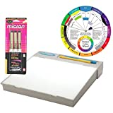 Artograph 10-Inch-by-12-Inch LightTracer Light Box with FREE Sakura Micron Tracing Pen Set & FREE Color Mixing Wheel - GREAT for Manga & other Drawing Types
