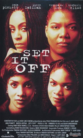 Set It Off [VHS]