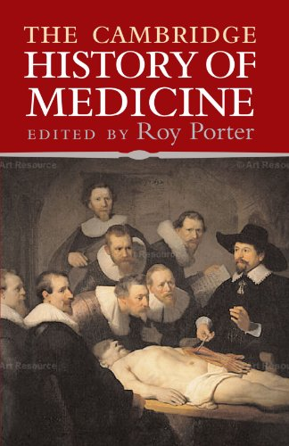 The Cambridge History of Medicine Paperback