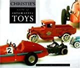 Christie's World of Automotive Toys (0760305692) by Richardson, Mike and Sue