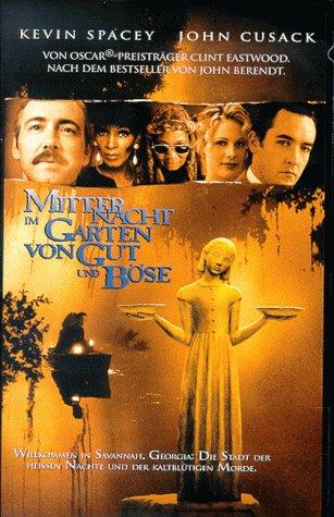 Mitternacht im Garten von Gut und Böse [VHS]