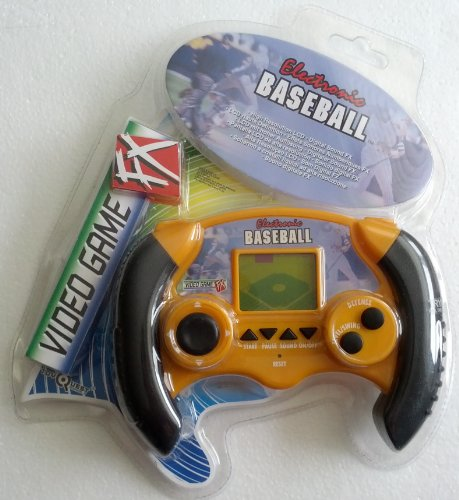 Electronic Baseball: Video Game FX - 1