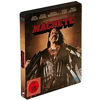Machete (Limited Steelbook Edition) [Blu-ray]