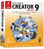 Roxio Easy Media Creator 9 Suite (PC)