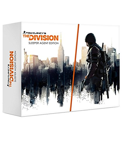 Tom Clancy's The Division Sleeper Agent Edition (USK 18 Jahre) XBOX ONE