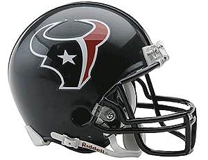NFL Houston Texans Replica Mini Football Helmet by Riddell