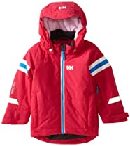 Helly Hansen K Velocity Insulated Jacket, Raspberry Red, 3