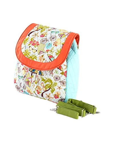 Olympia Backpack Tote, Multi