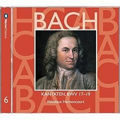 """Cantata No.17 Wer Dank opfert, der preiset mich BWV17 : VI Recitative - """"Sieh meinen Willen an"""" [Bass]"""