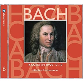 """Cantata No.17 Wer Dank opfert, der preiset mich BWV17 : III Aria - """"Herr, deine G�te"""" [Boy Soprano]"""