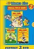echange, troc Coffret Spécial Tom et Jerry 3 DVD : Vol.1 à 3