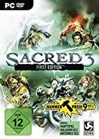 Sacred 3 - First Edition [import allemand]