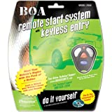Remote Start System with Keyless Entry