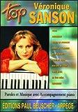echange, troc Véronique Sanson - Partition : Top Sanson