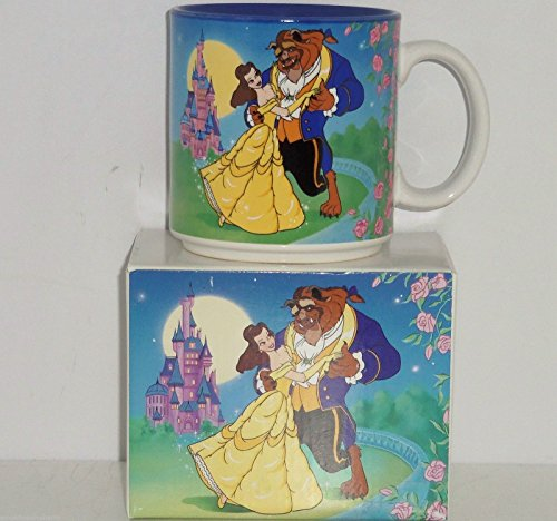 Disney Beauty And The Beast Collectible Coffee Mug