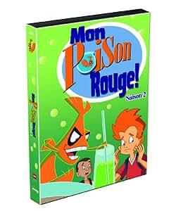 Coffret Mon poison rouge, sér. 02 [2 DVD] (Version française)