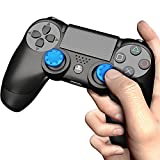 Homeke Analog Thumb Grip Stick Covers For Ps4 / Xbox 360 / Xbox One / Ps3 / Ps2 Made Of Silicone Rubber Best Caps...