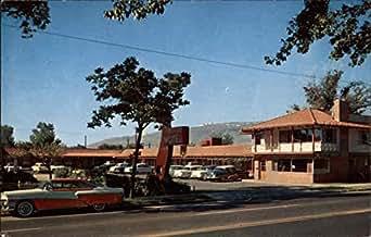 donner inn motel reno nevada original vintage postcard at amazon 39 s