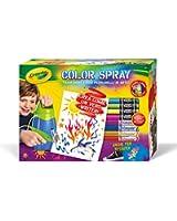 Crayola 04-8733 - Color Spray Aerografo