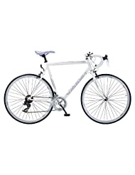 Viking Côte D'Azur, 14 Speed, 700c Wheel Bike, Pearl White